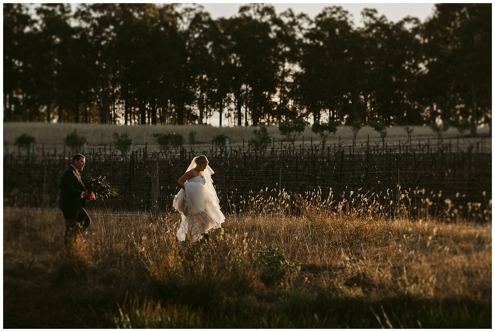 Ironbark Hill wedding popcorn photography