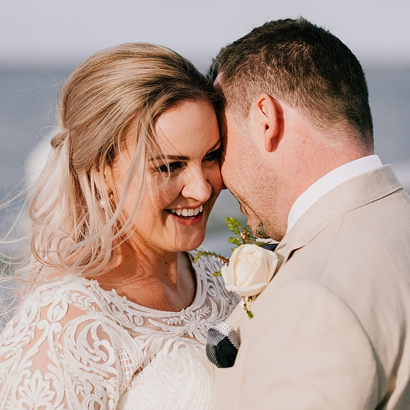 LAUREN & NEIL - LITTLE BEACH BOATHOUSE WEDDING