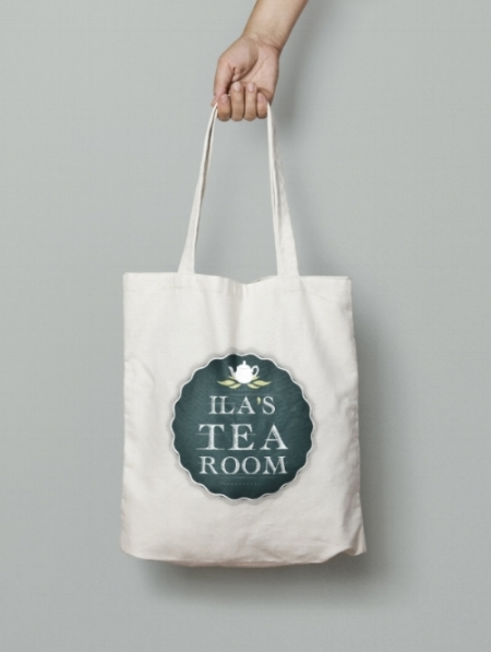 Canvas bag - Ila's Tea Room concept.jpg