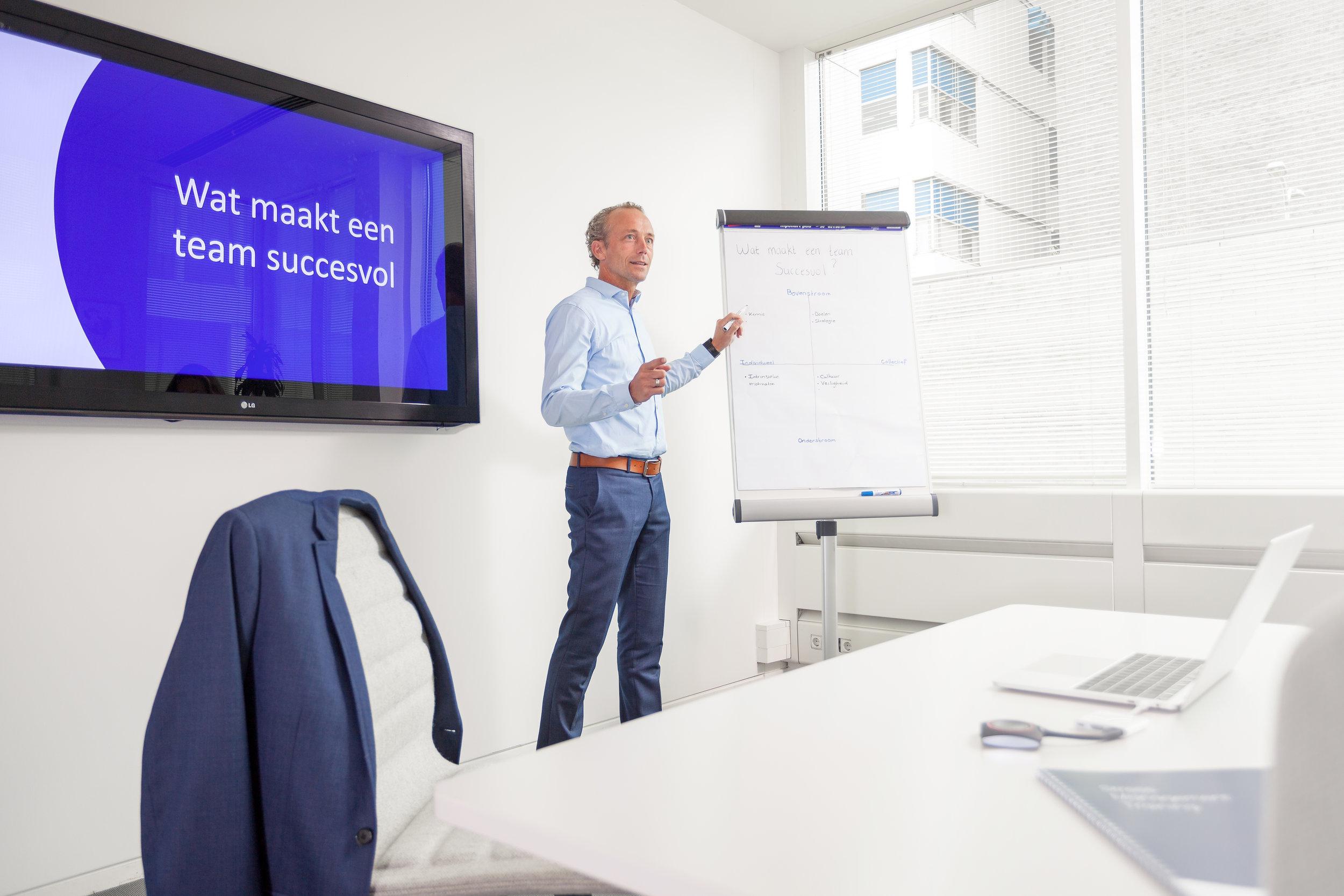 Wat maakt een team succesvol Instatera