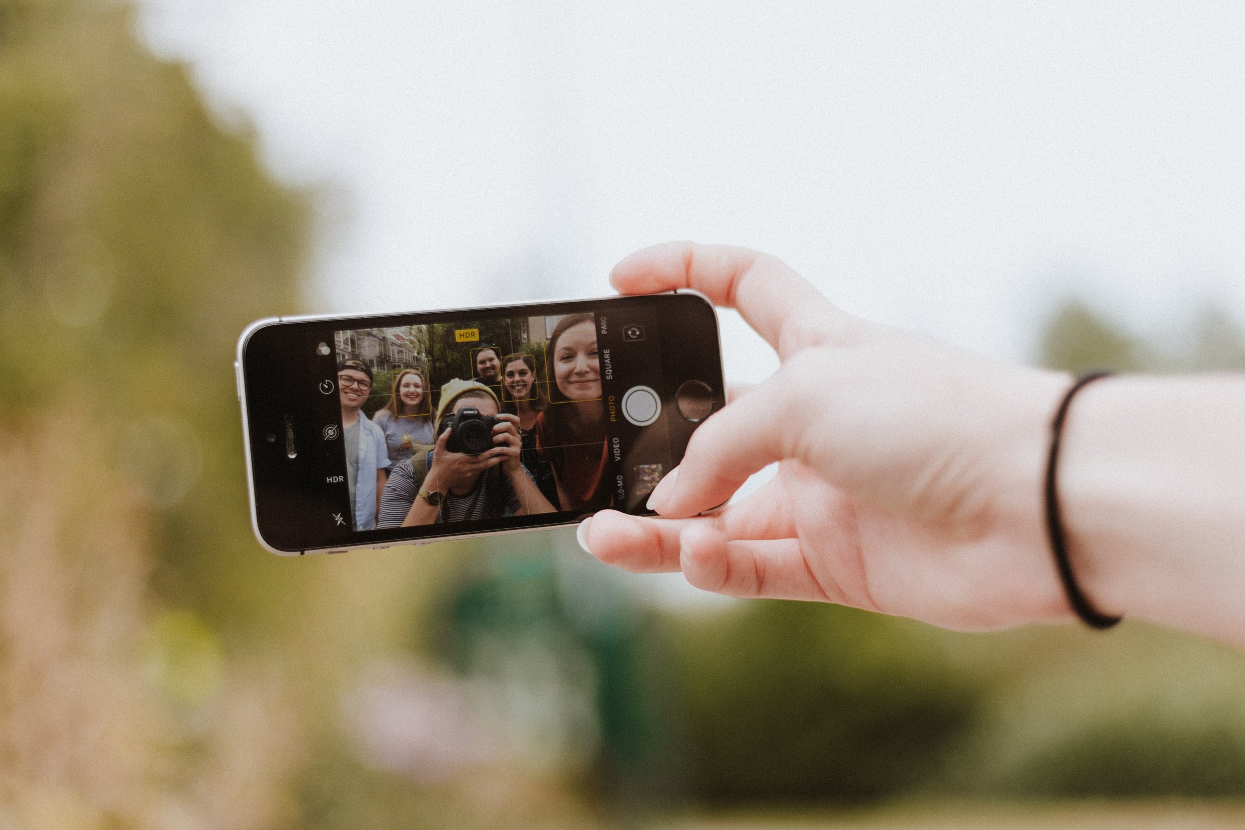 Social media en vrienden instatera specialisten burnout en stressmanagement