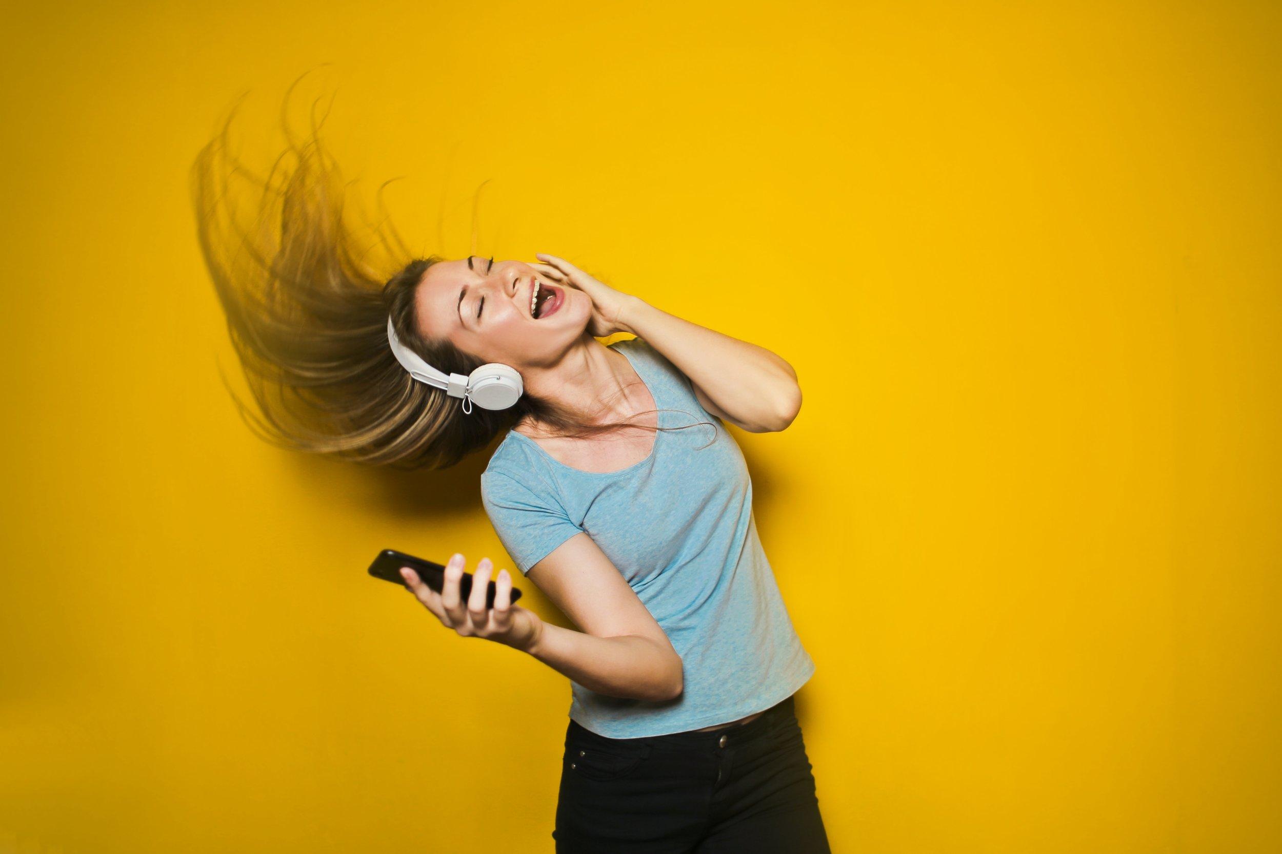 Zingen goed tegen werkstress
