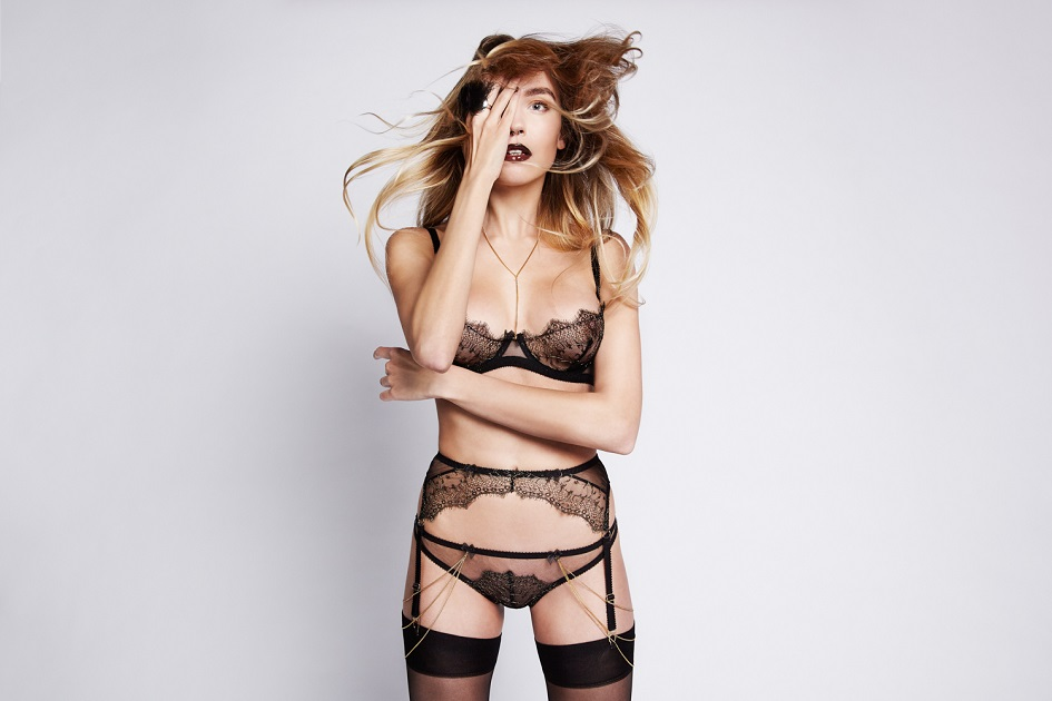 Shop our luxury handmade lingerie collections from European and American designers