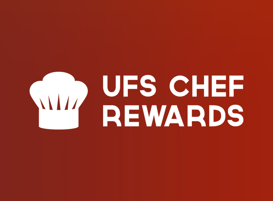 Click the Icon To Register for the UFS Chef Rewards Scheme