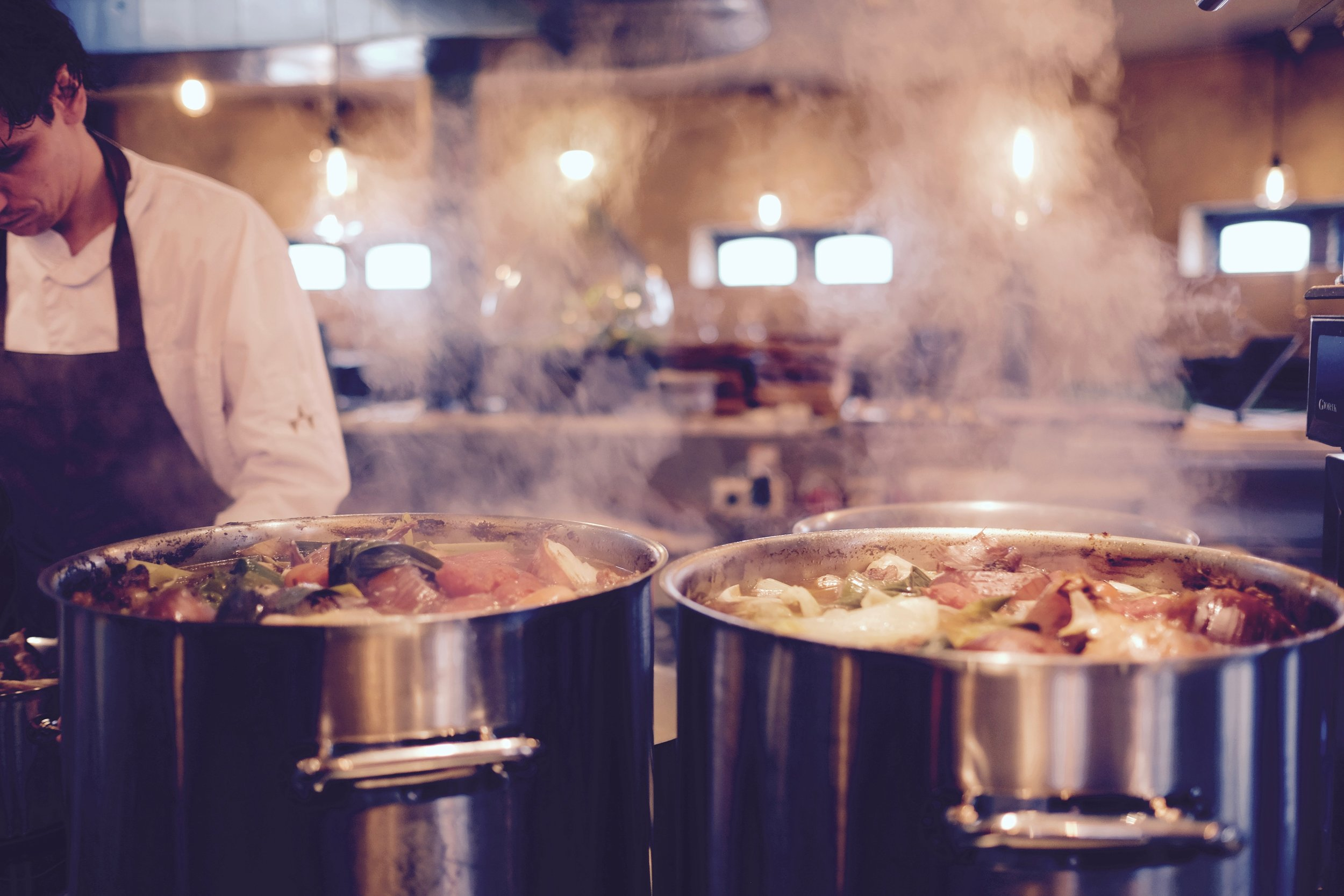 Kitchen Equipment - We supply a range of kitchen equipment for commercial kitchens, from knives to ovens, we can cater for your requirements. Contact us today for our comprehensive equipment brochure and special offers.