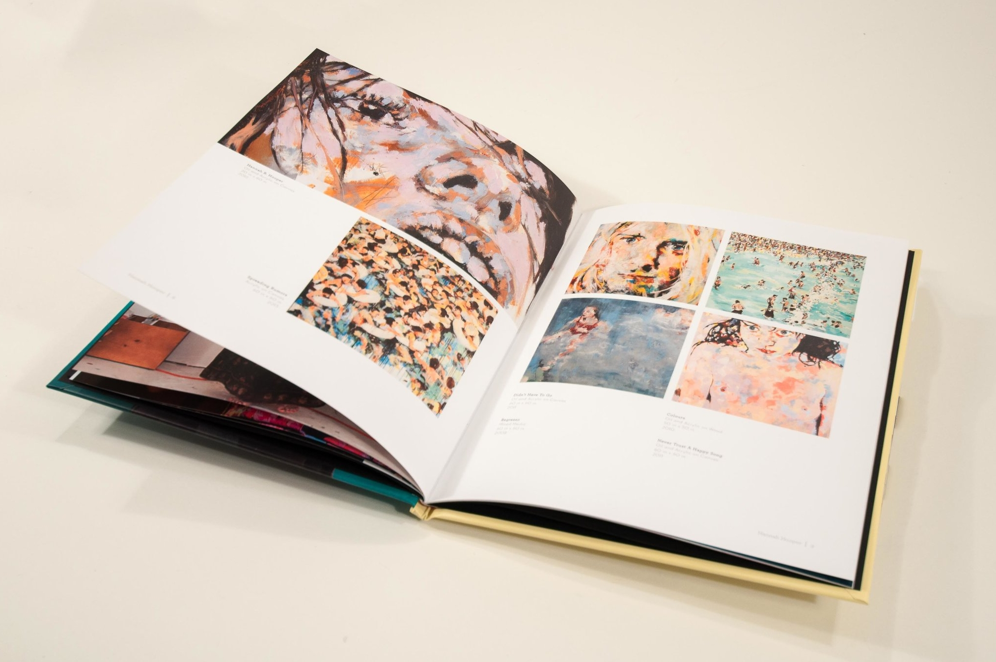 Colleen Goldhorn Photography and Design – Hooplove: The Artwork of Hannah Hooper