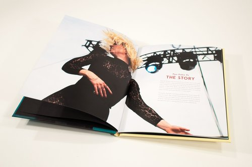 Hooplove: The Artwork of Hannah Hooper - artist catalog & book design