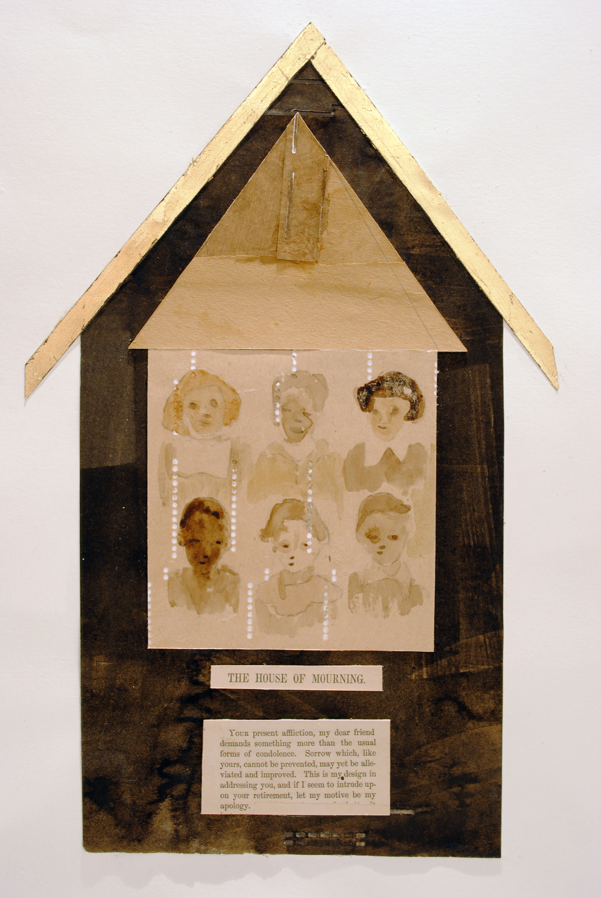 The House of Mourning (O Children #00013)