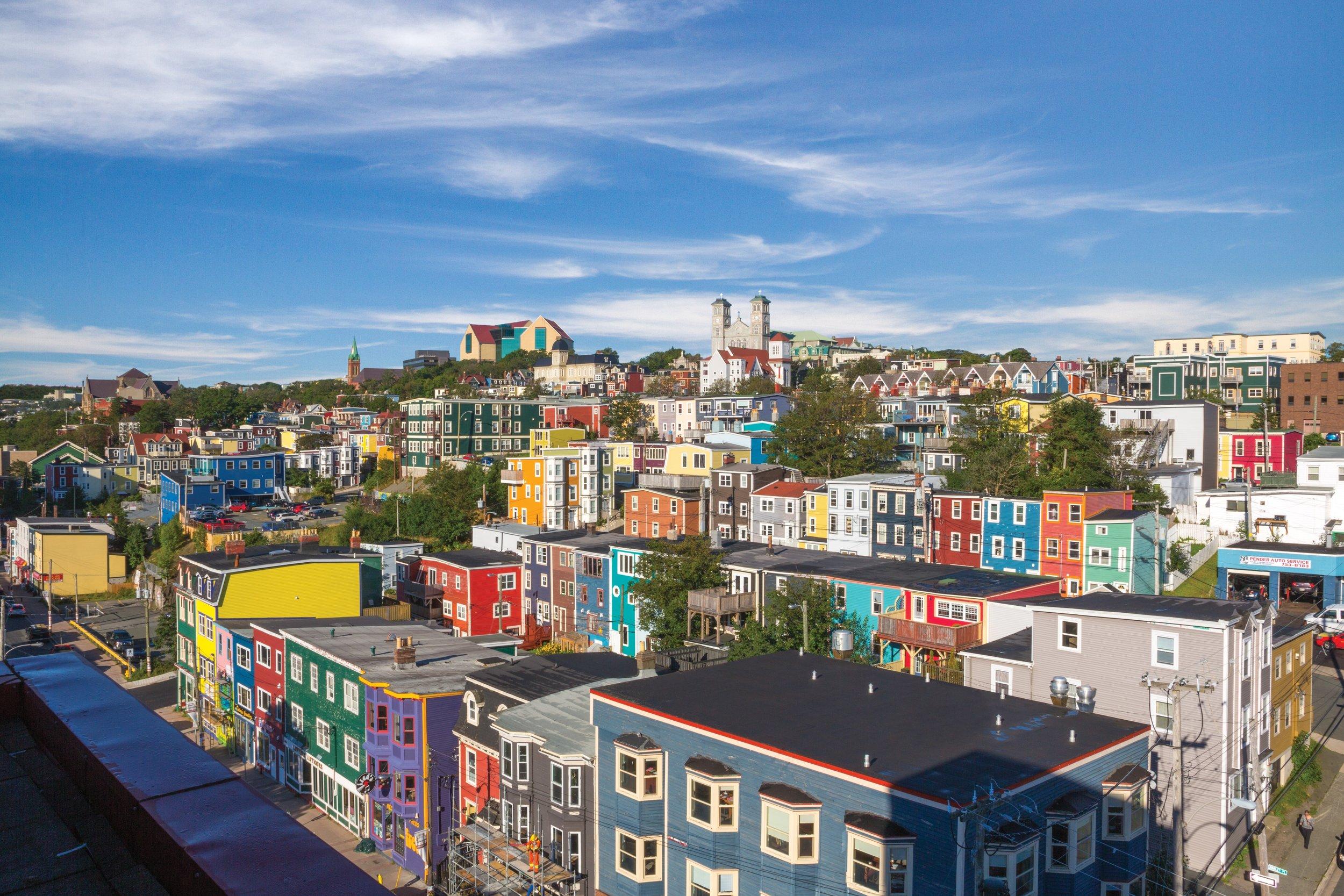 Barret & Mackay photo - Newfoundland & Labrador tourism