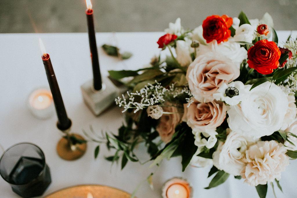Wedding Floral Design by Studio Terrain