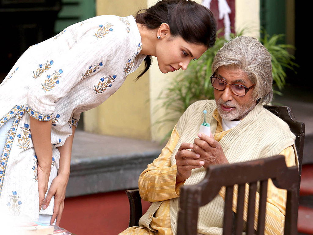 Piku has to check her dad's heart rate every few hours.