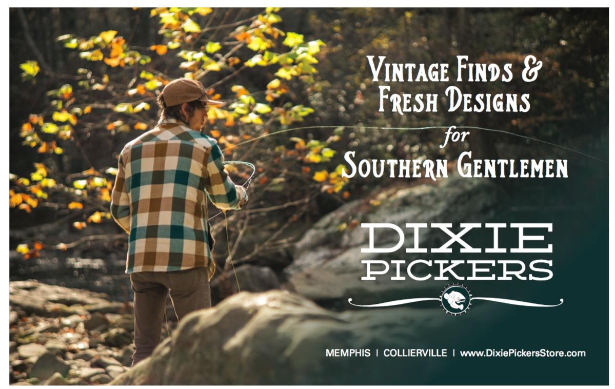 Dixie Pickers Ad