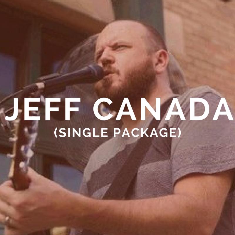 Jeff Canada New Single