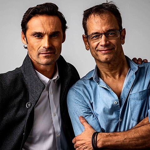 Ivan Sanchez is a great professional and amiable person.  It was fun and easy to shoot him in my studio!  Looking forward to working together again!! #ivansanchez #spanishactor #ricotorresphoto #madrid #photostudio #portraitphoto #sonycamera #a7riii