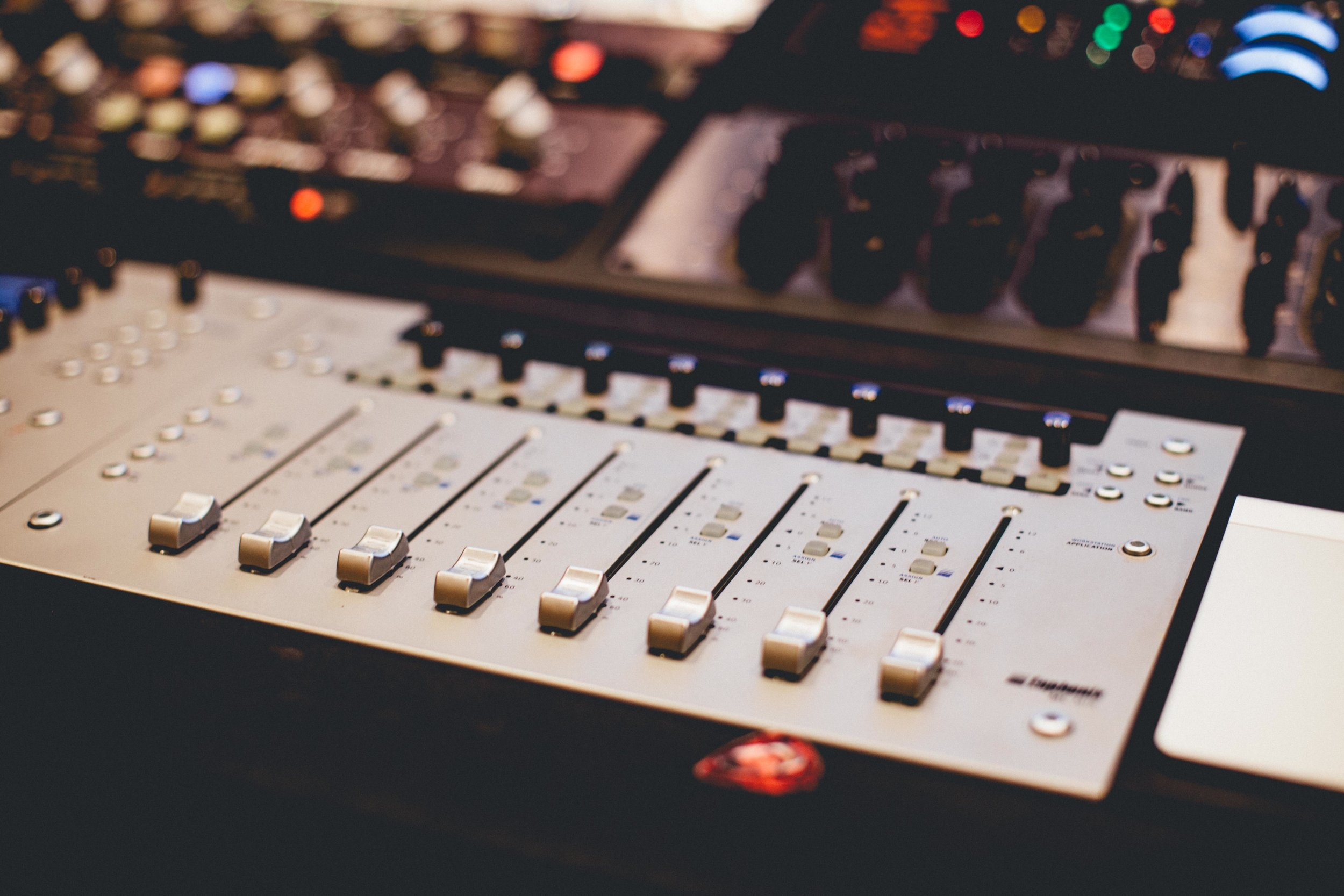 Audio Post Production London Based services
