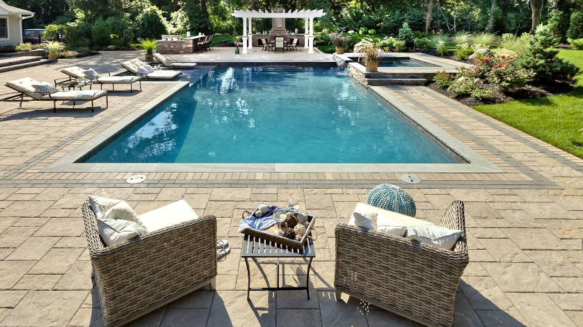 What swimming pool shape is best for your Long Island, NY home?