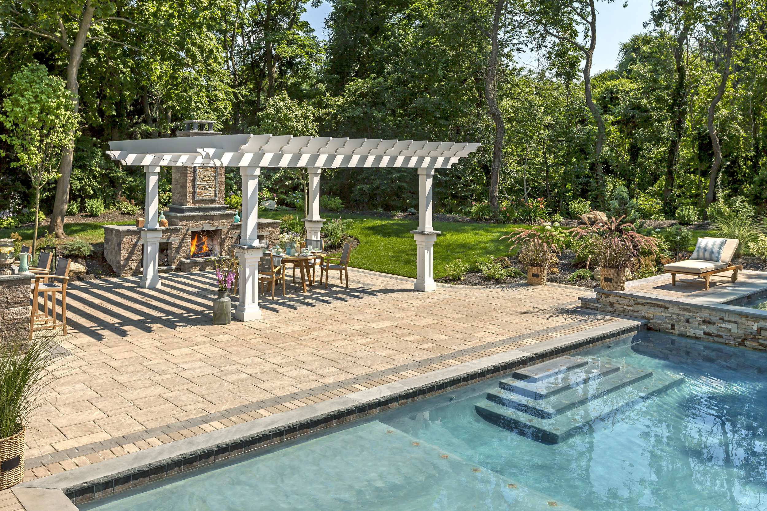 Landscape Design, Architecture, and Construction in Brookhaven, NY