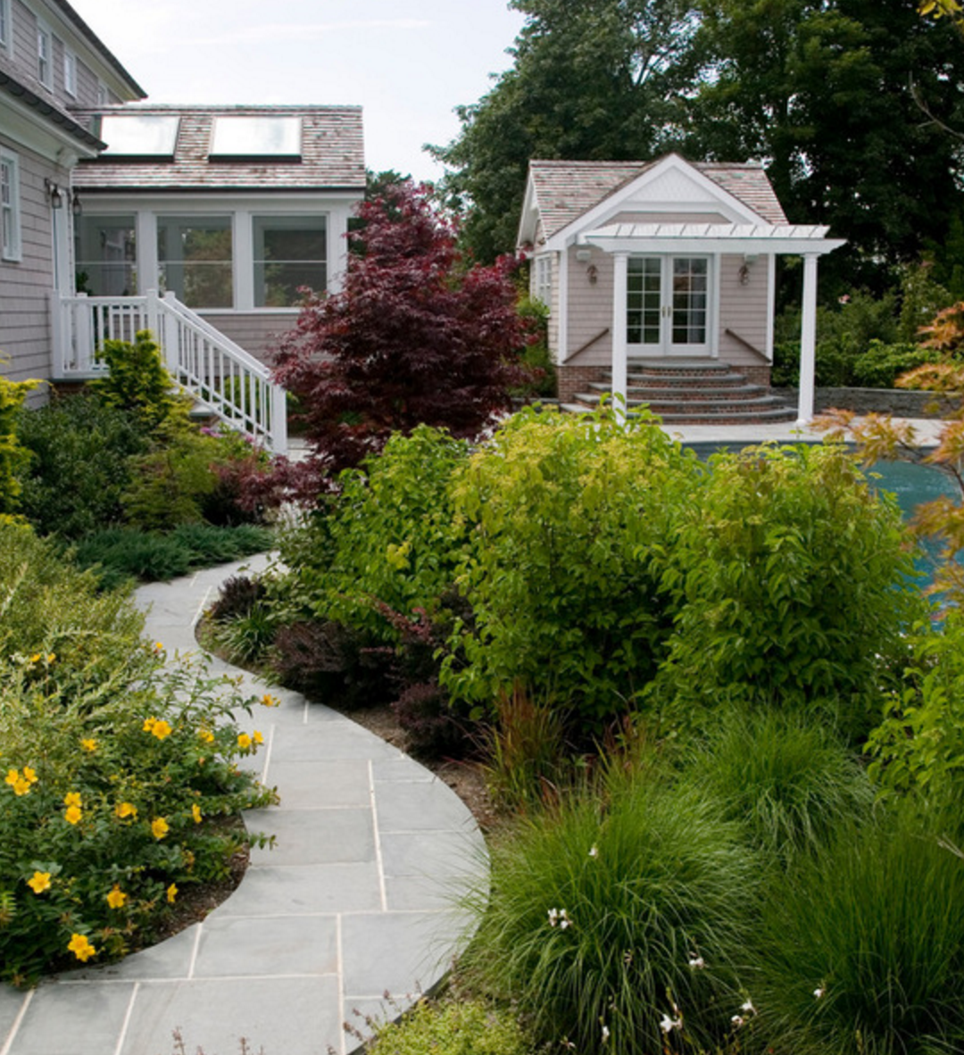 Design Ideas For Incorporating Sweeping Curves And Meandering Lines Into Your Landscape The Platinum Group