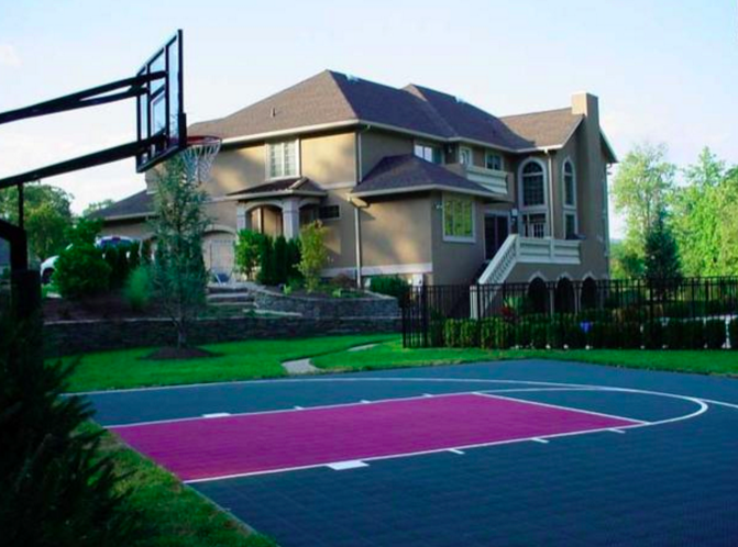 Outdoor entertainment  Game Courts    view our work