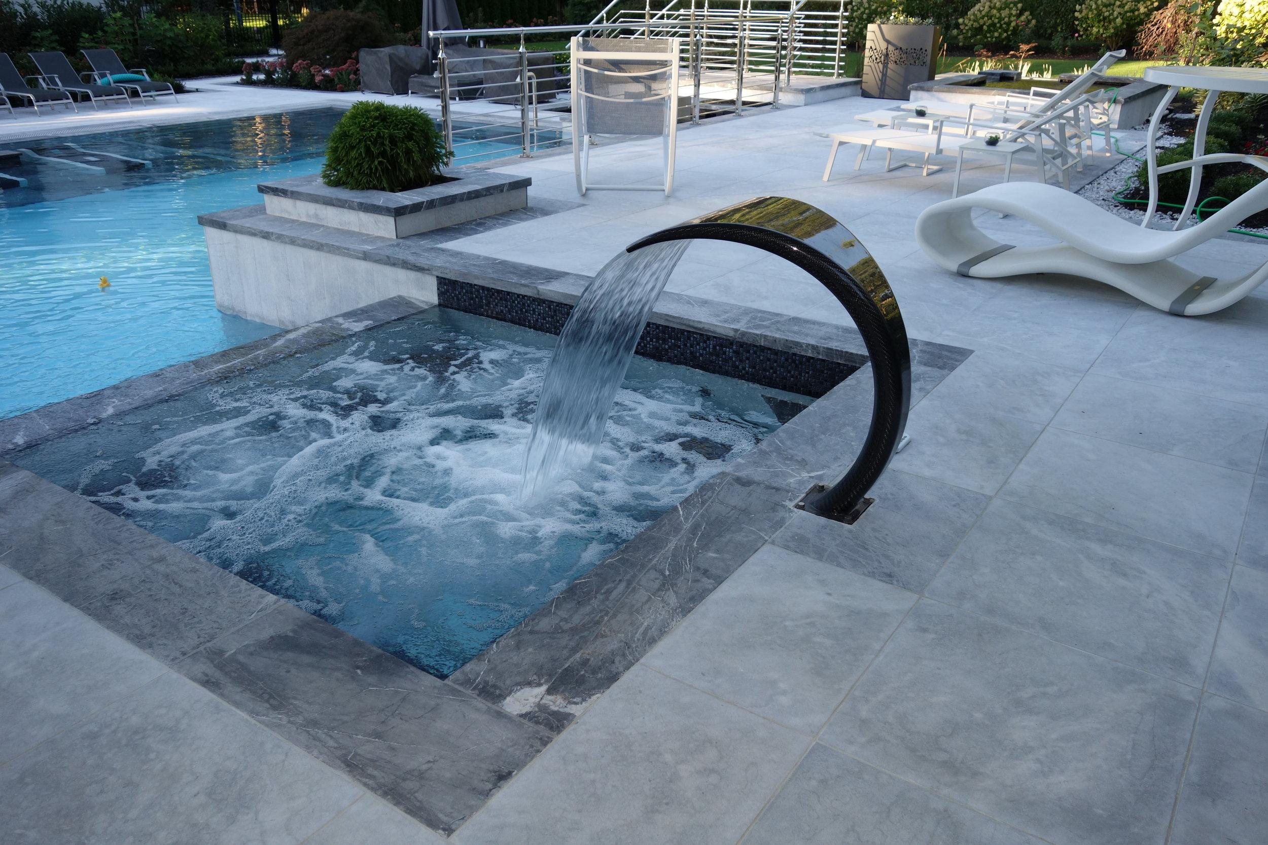 Gunite pool builder in Oyster Bay Cove, NY