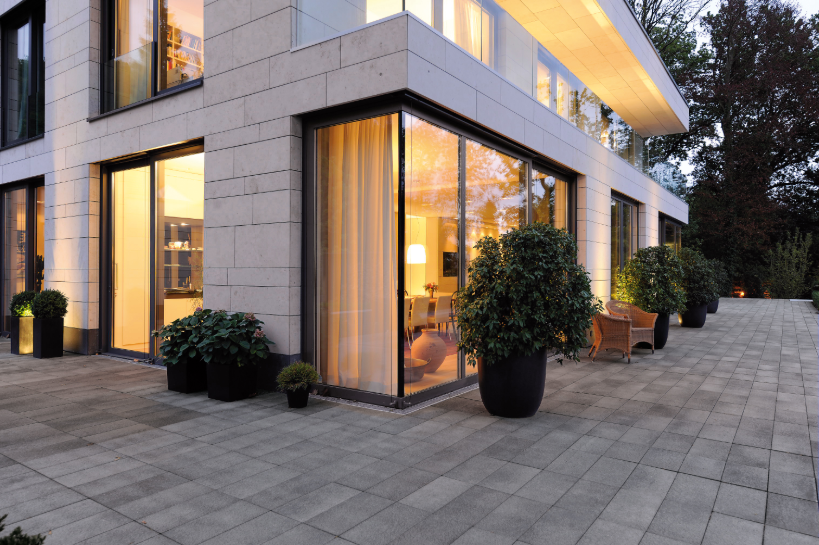 Using Masonry to Link Your Long Island, NY, Indoor and Outdoor Spaces