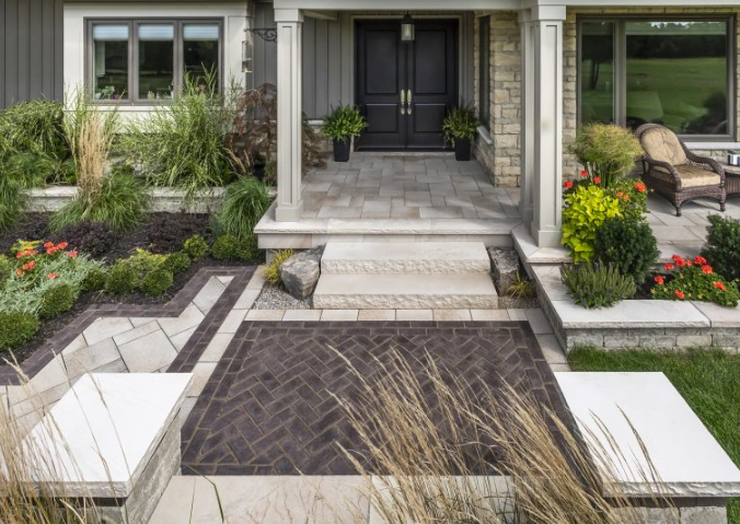 4 Masonry Designs to Customize Your Home's Walkway in Long Island, NY
