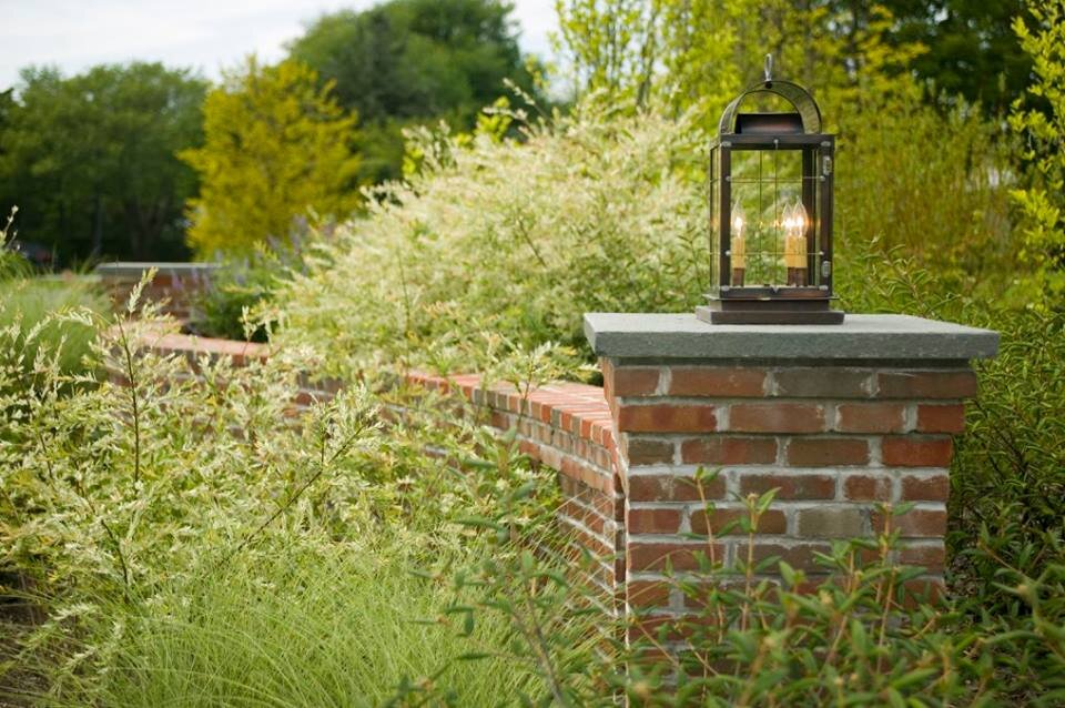 5 Ideas For Traditional Brick In Your Hamptons Ny Landscape