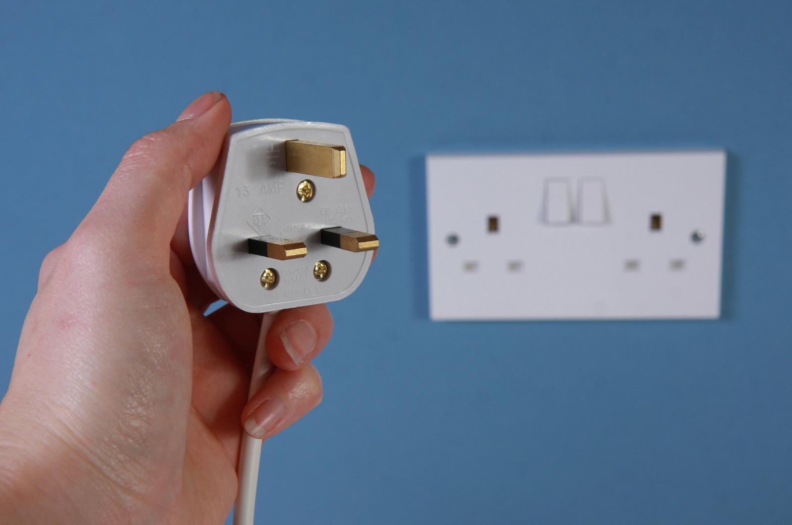 UK Plug Socket