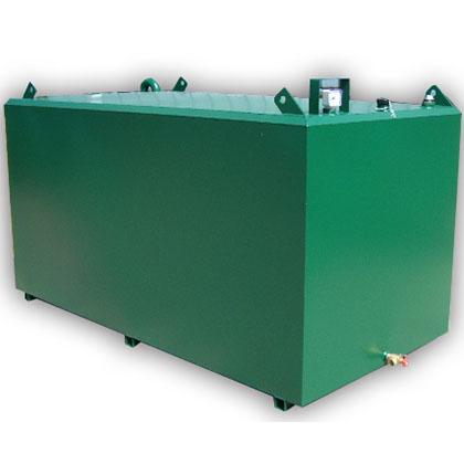 Steel fuel tank example