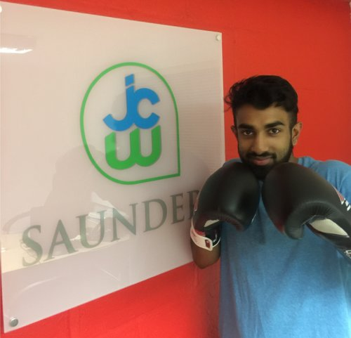 Hashan Alwis | JCW Saunders, Operations Manager