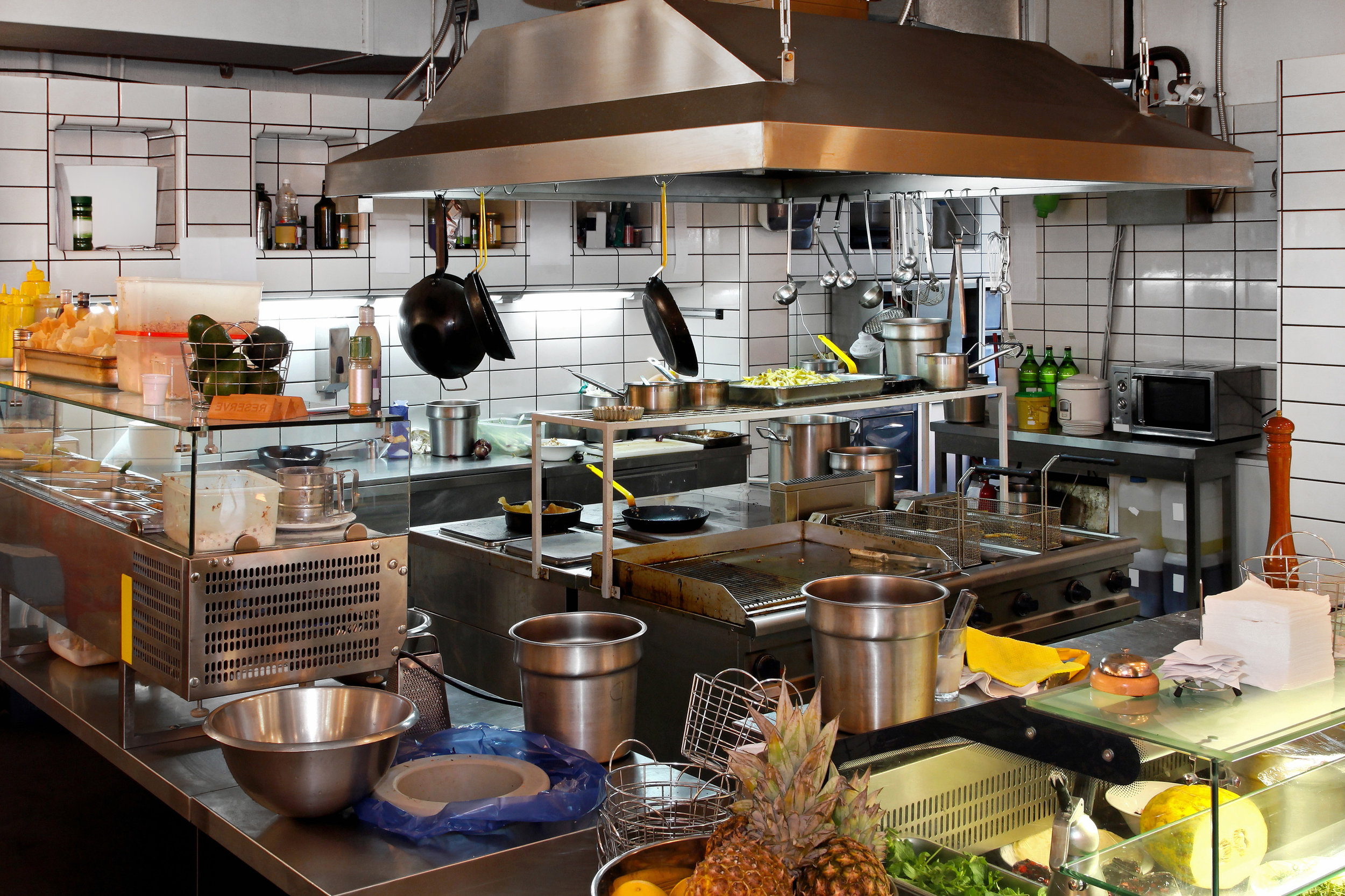 Kitchen Gas appliance services