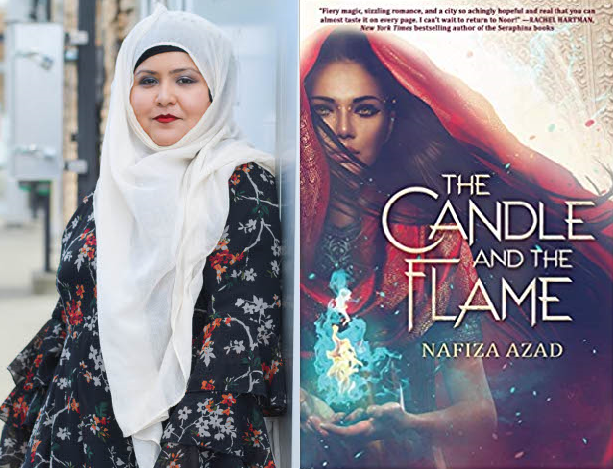 Nafiza the candle and the flame.png