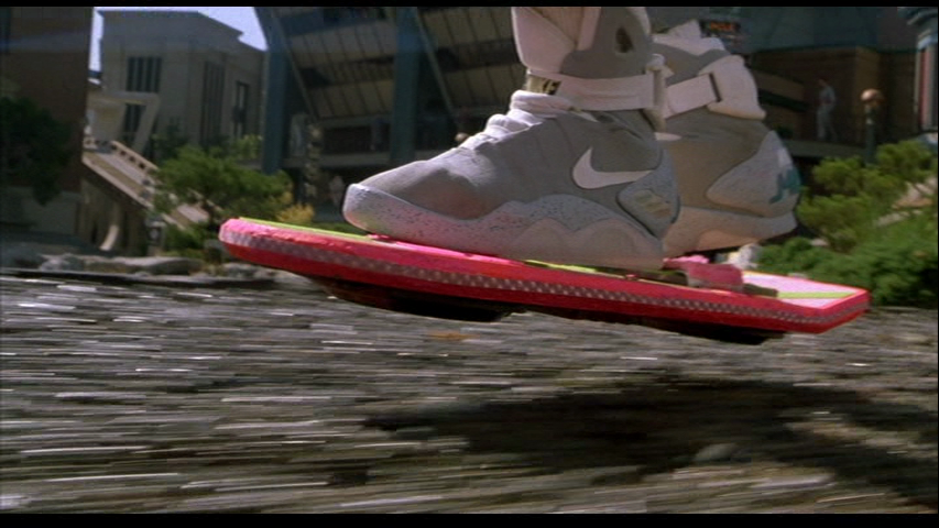 Image of a hover board