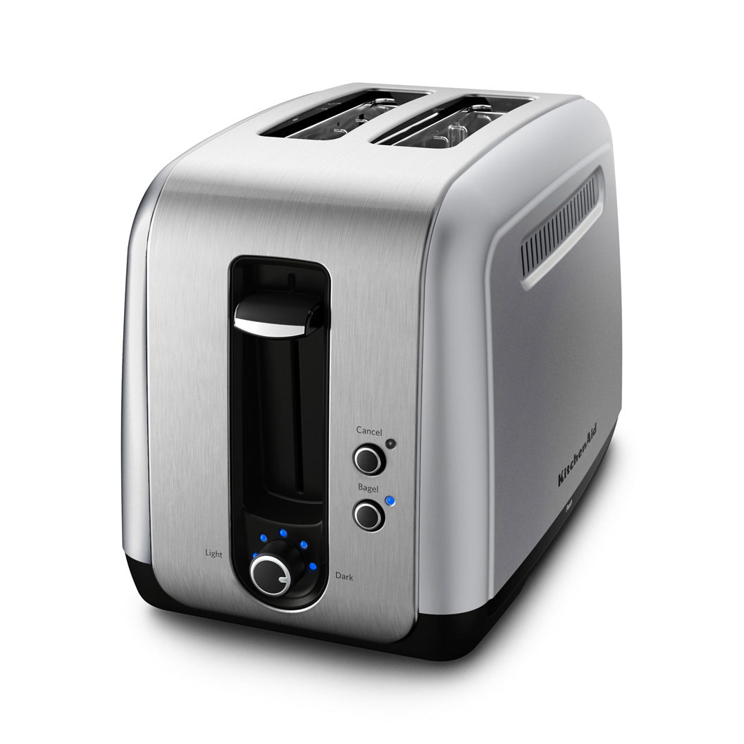 computer generated image of toaster