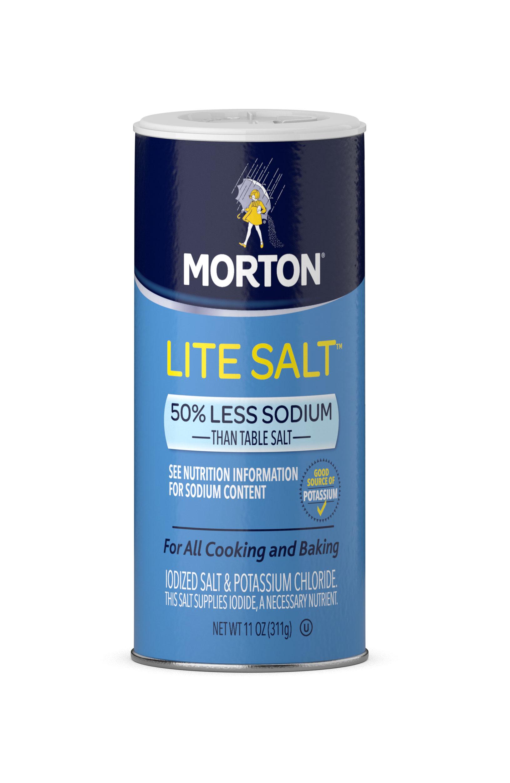 professional cgi photo of salt