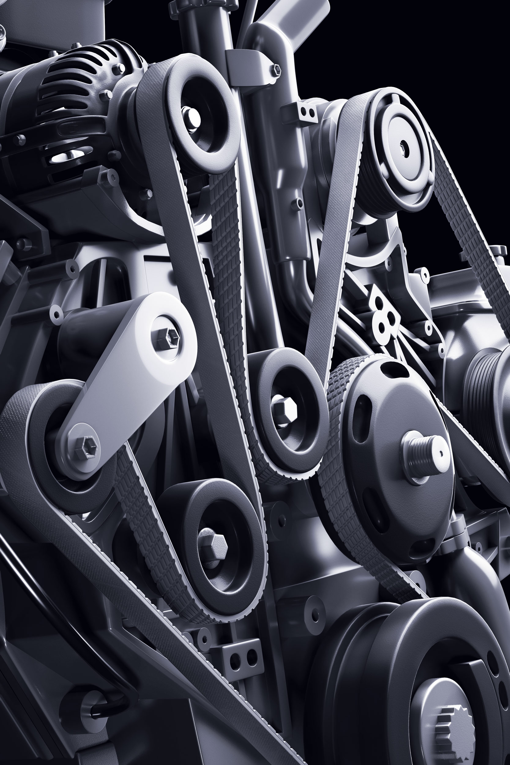 cgi photo of gears