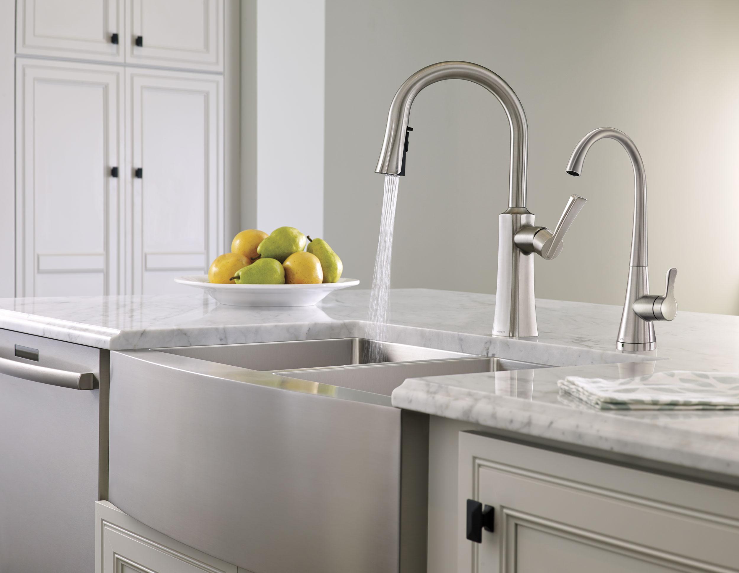 cgi photo of kitchen sink