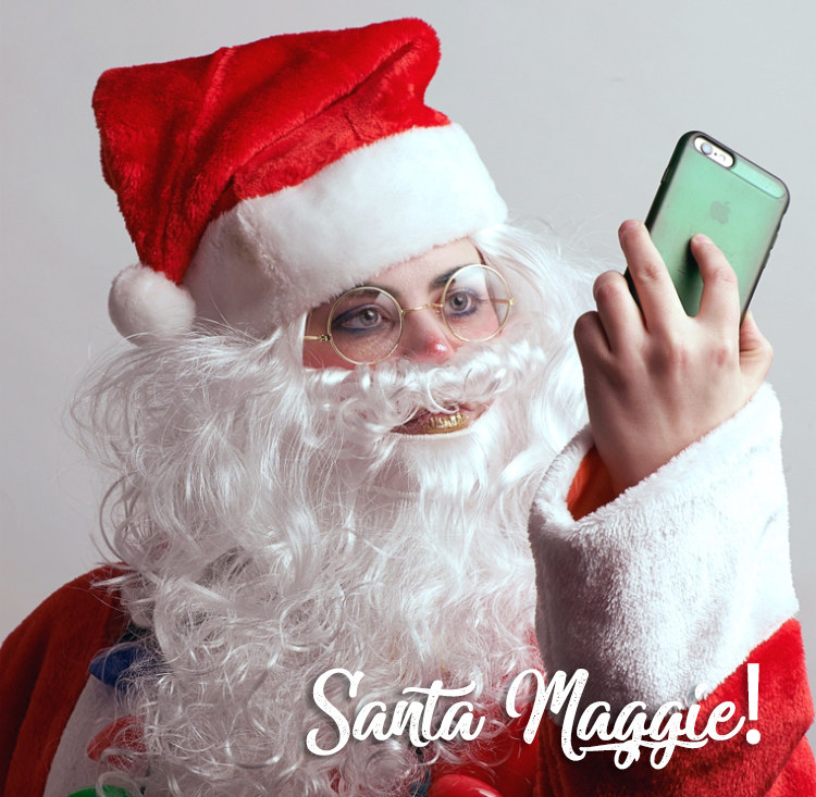 Santa Maggie Miller - Photography Assistant