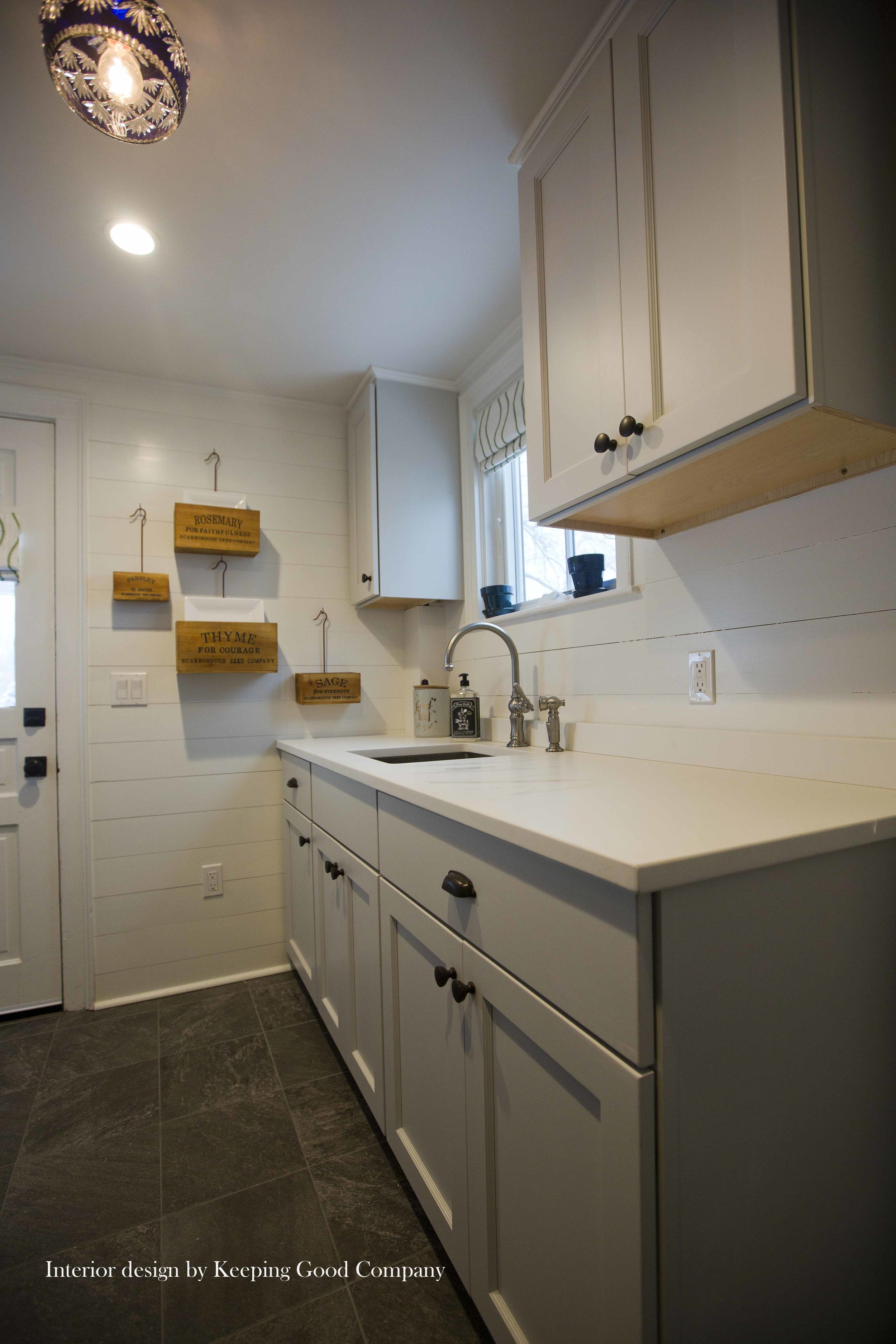 Overlay Style Cabinetry