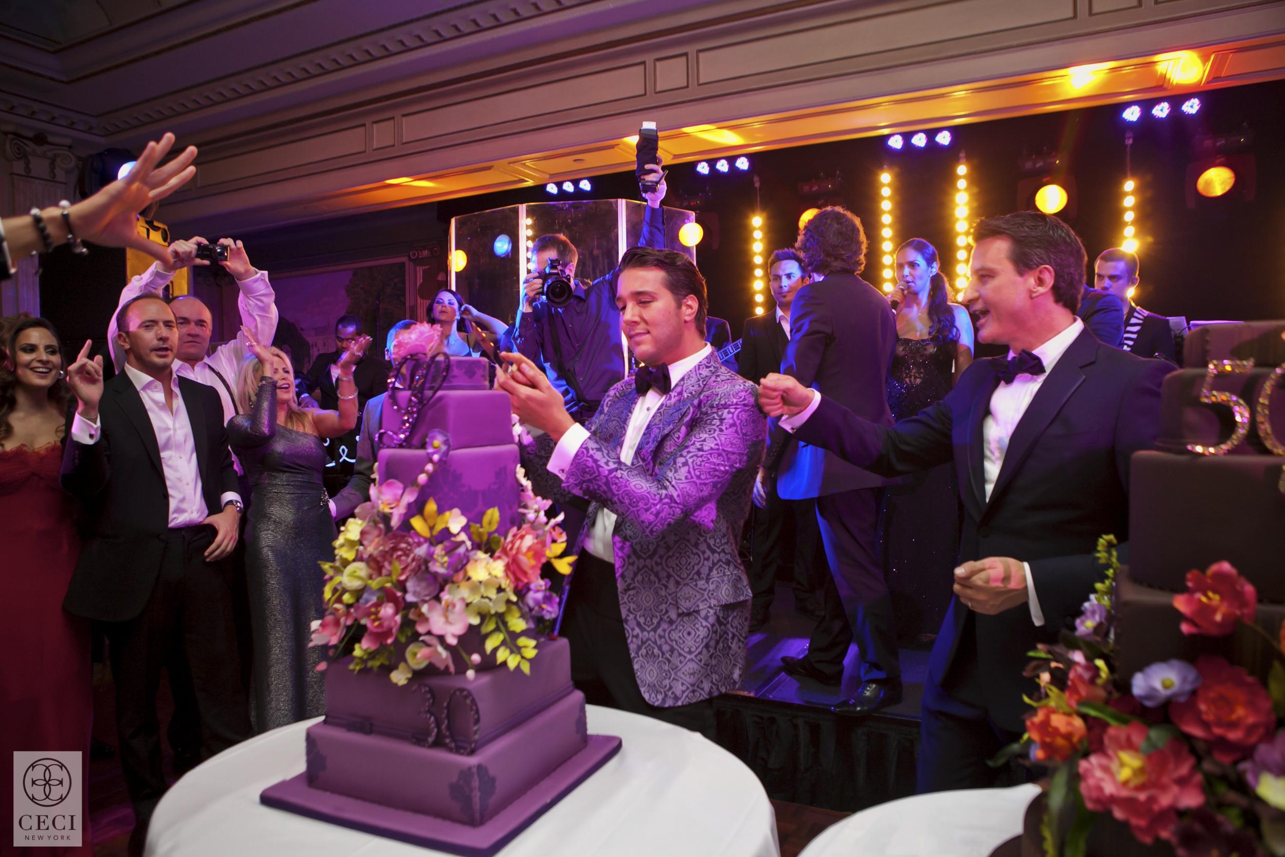 ceci_new_york_lucas_somoza_purple_regal_wediding_birthday_commitment_ceremony_gold-36.jpg