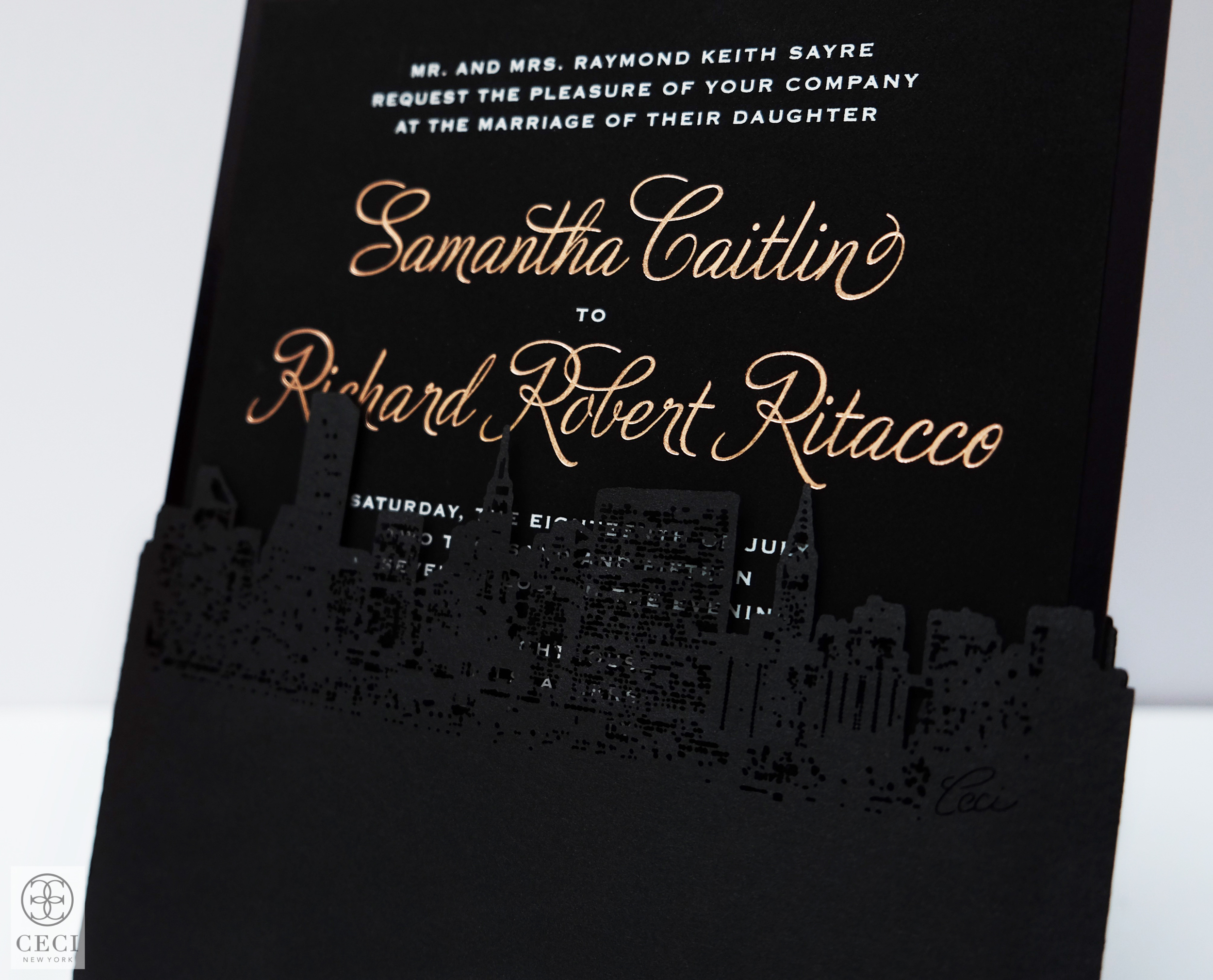 Ceci_New_York_Custom_Luxury_Wedding_LaserCut_Stationery_Personalized_Couture_Foil_Stamping_Black_Chic_.jpg
