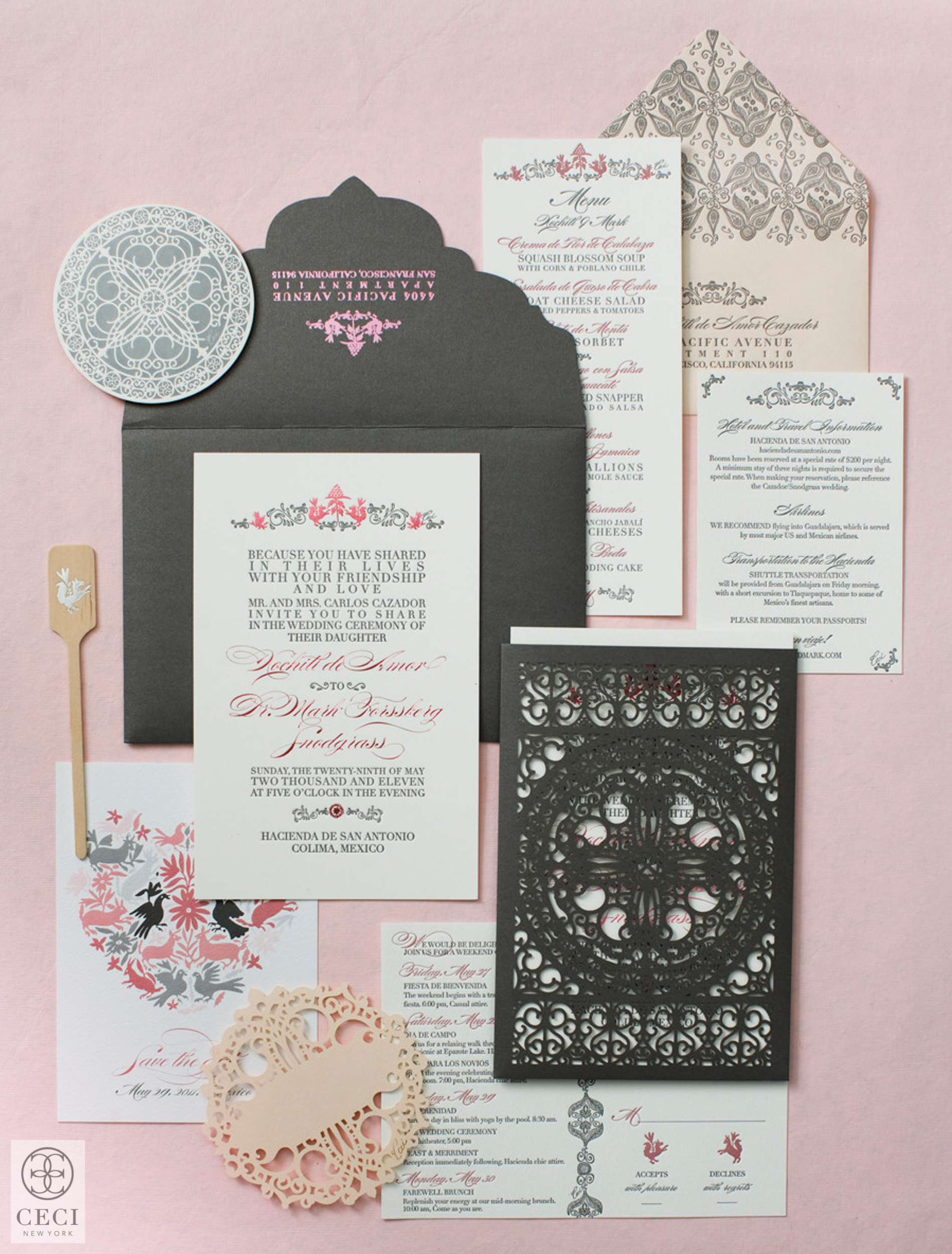 Ceci_New_York_Custom_Luxury_Wedding_LaserCut_Stationery_Personalized_Couture_Foil_Stamping_Mexico_Otomi_Chic_-22.jpg