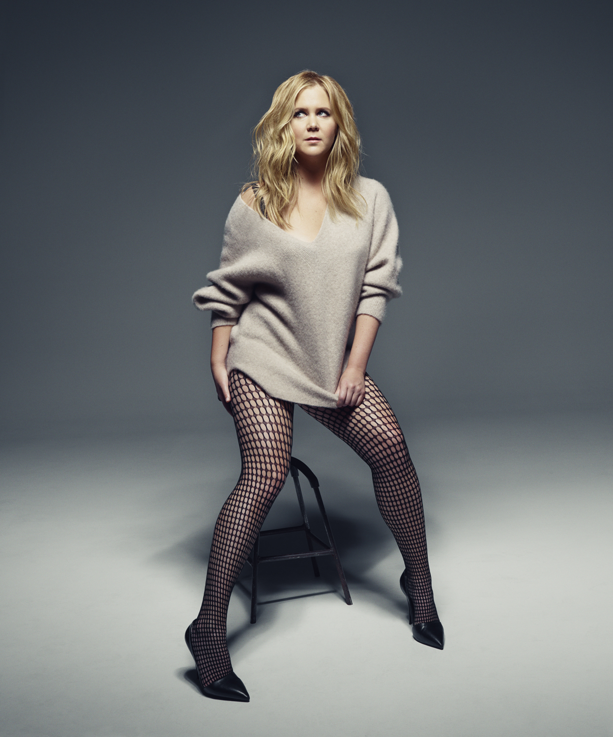 Amy Schumer for Marie Claire