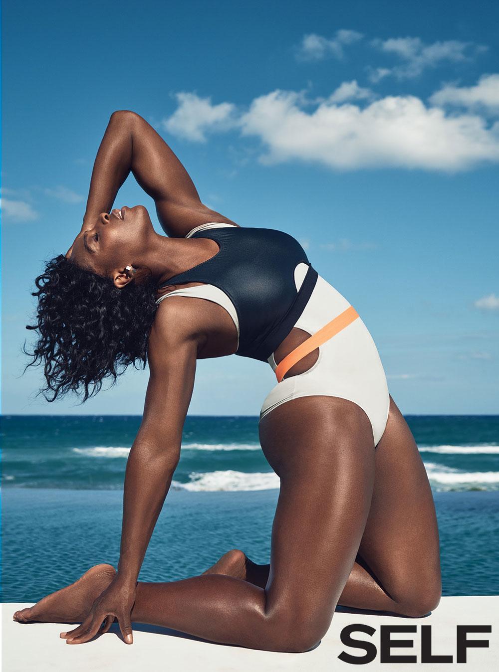 Serena Williams for Self