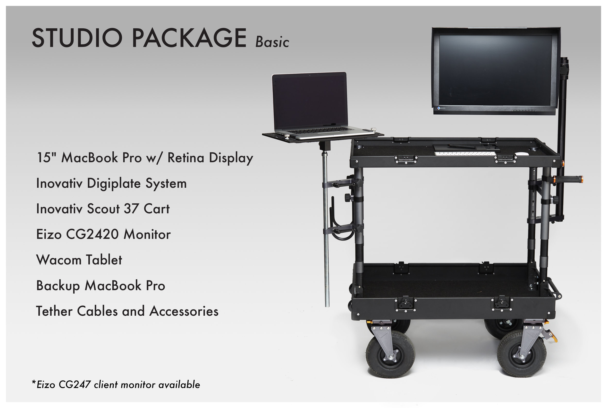 Studio Package Basic