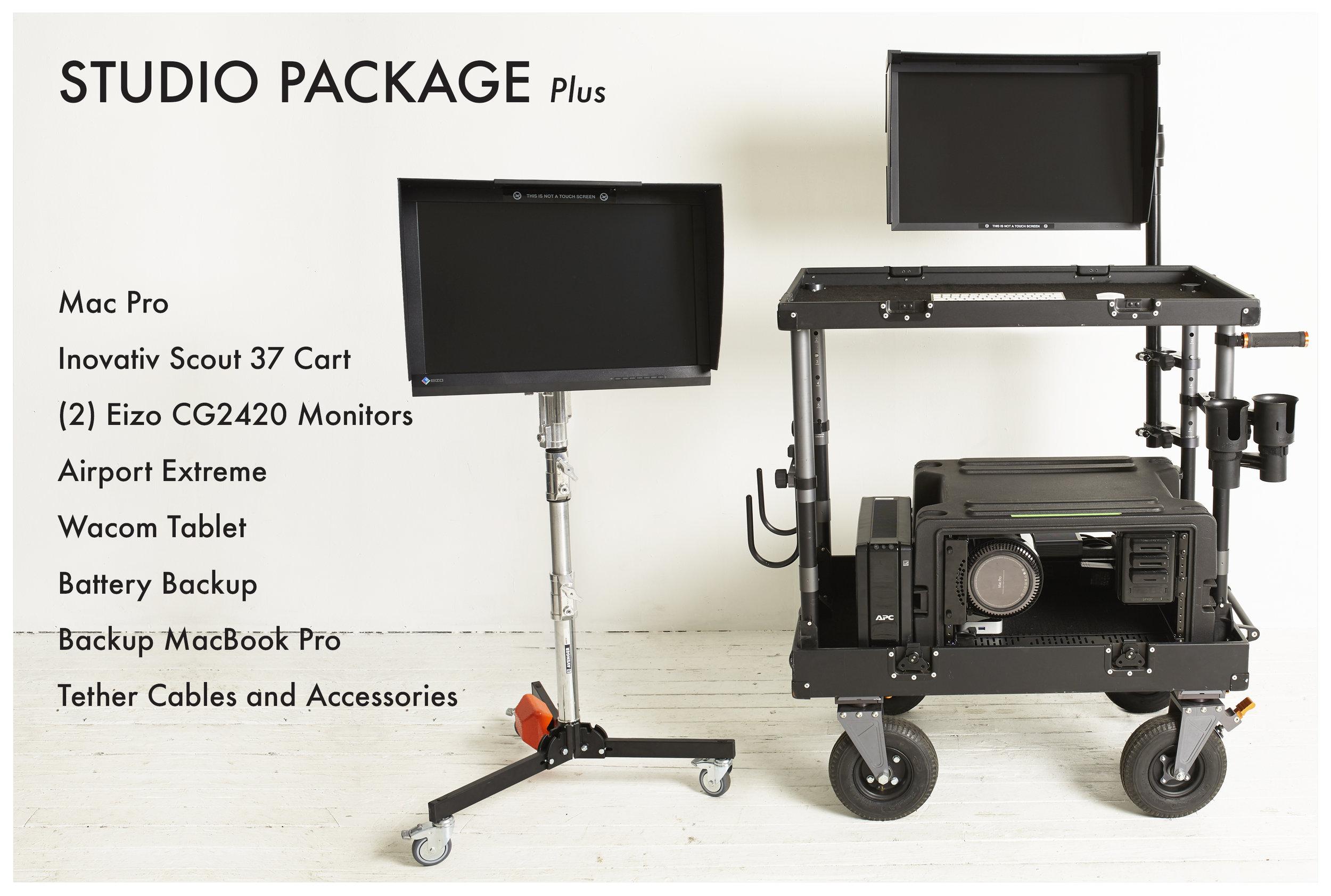 Studio Package Plus