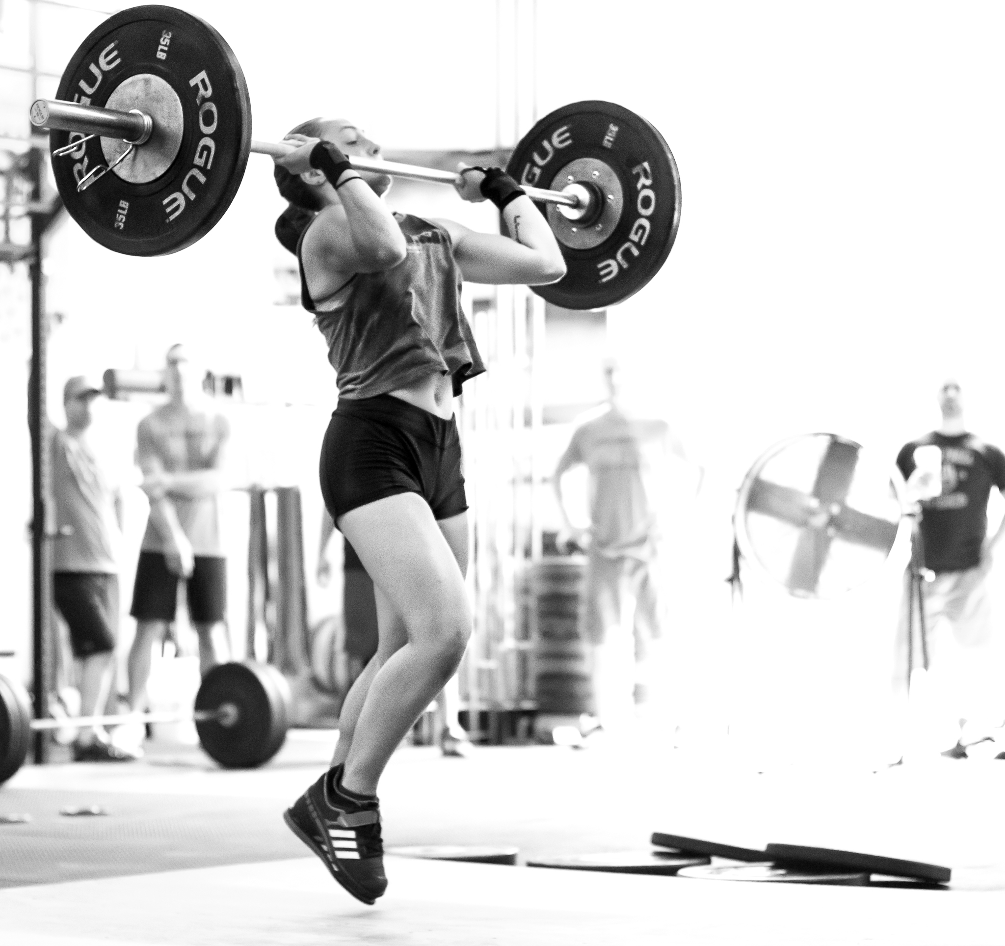 Photograph taken at   Crossfit Strongtown  .