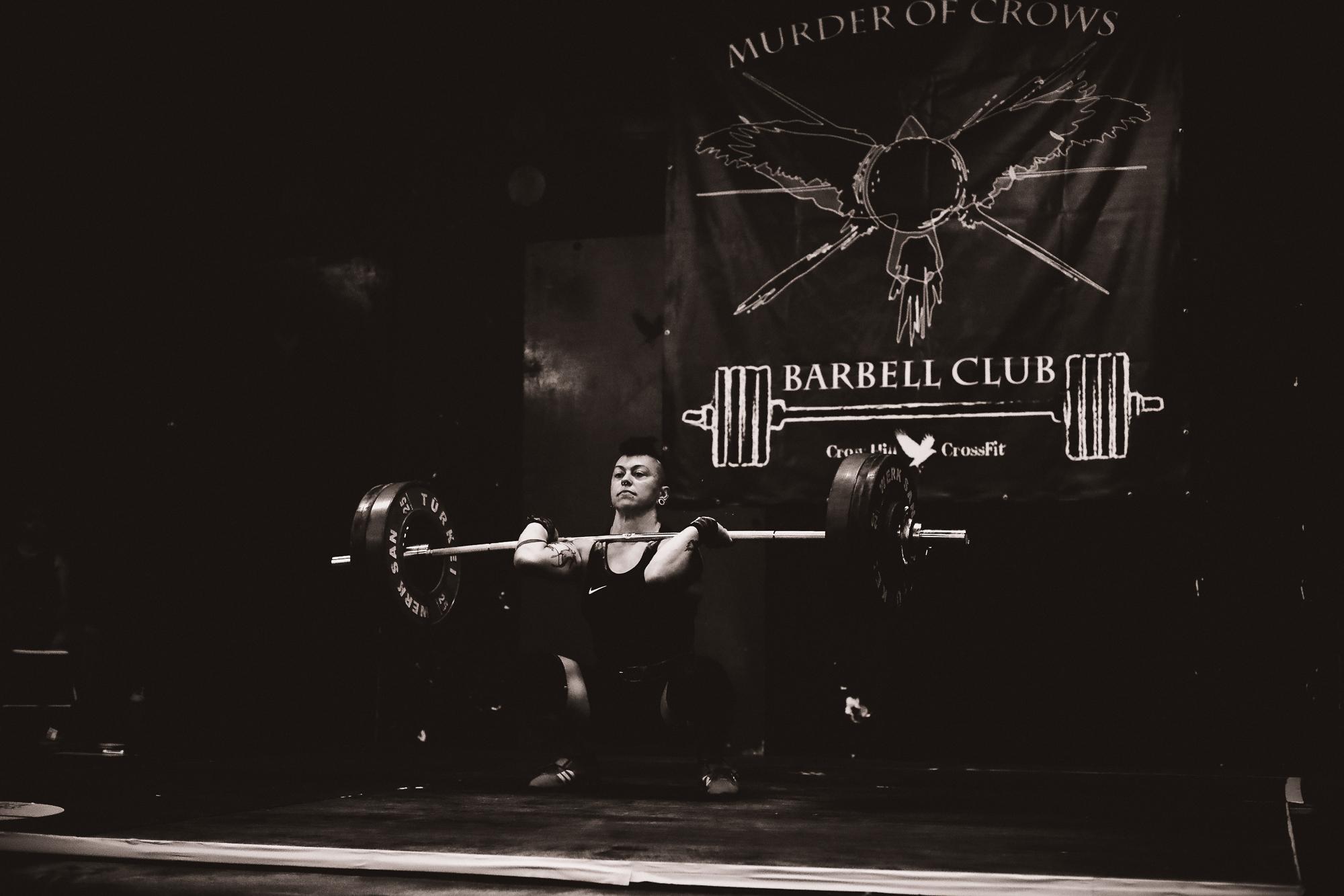 Weightlifter: Danielle