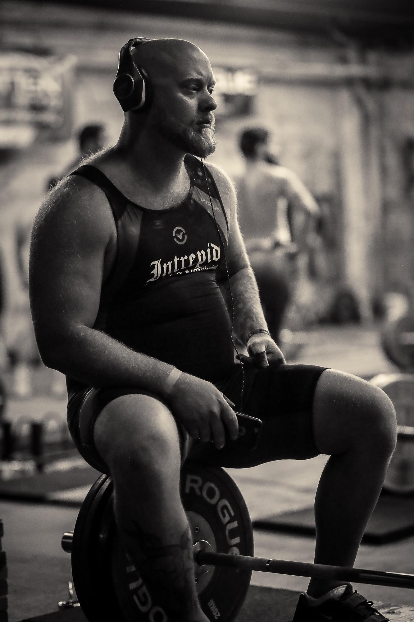 Weightlifter: Ryan
