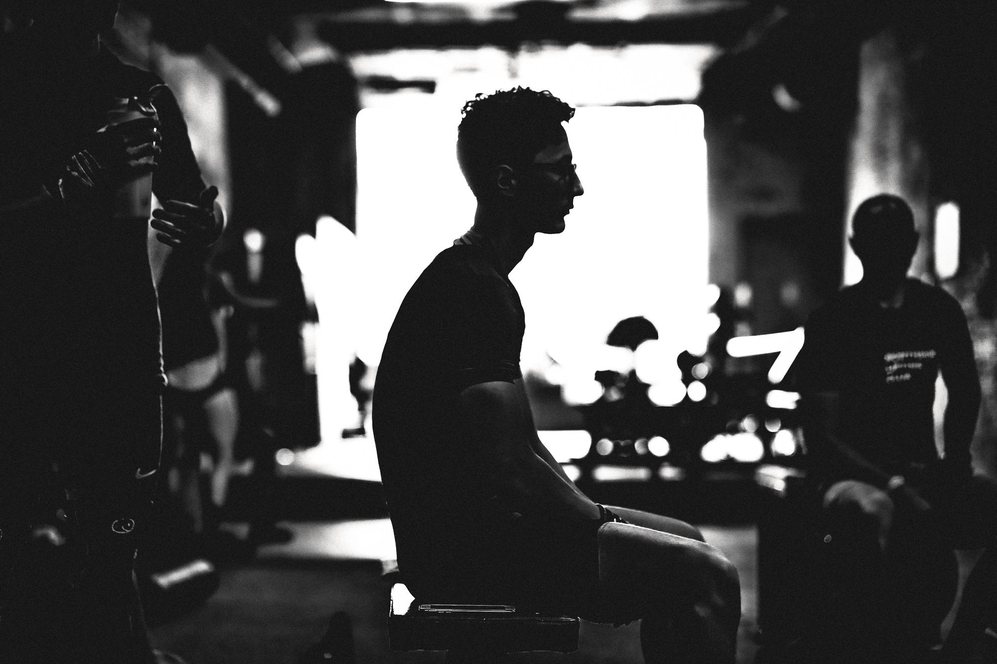 Weightlifter: James